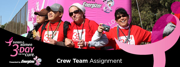 Crew Team Assign