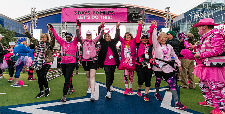 3 day breast cancer walk training schedule
