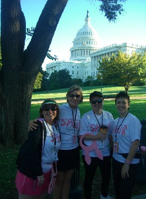 My 1st 3-Day: Washington DC in 2010